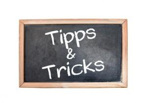 Tipps & Tricks für gute Texte