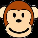 Affe, Schimpanse, Mailchimp