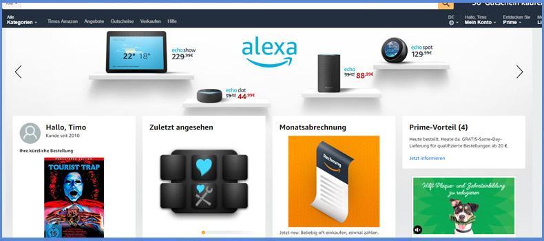 Onlineshop, E-Commerce