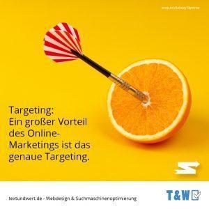 Targeting im Web