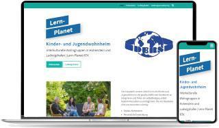 Lern-Planet Referenz Website