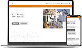 Stuercken Referenz Website