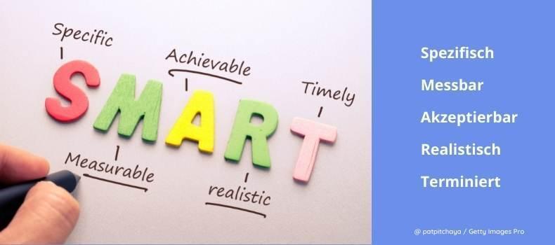 Smarte Ziele für deine Online-Marketing-Strategie